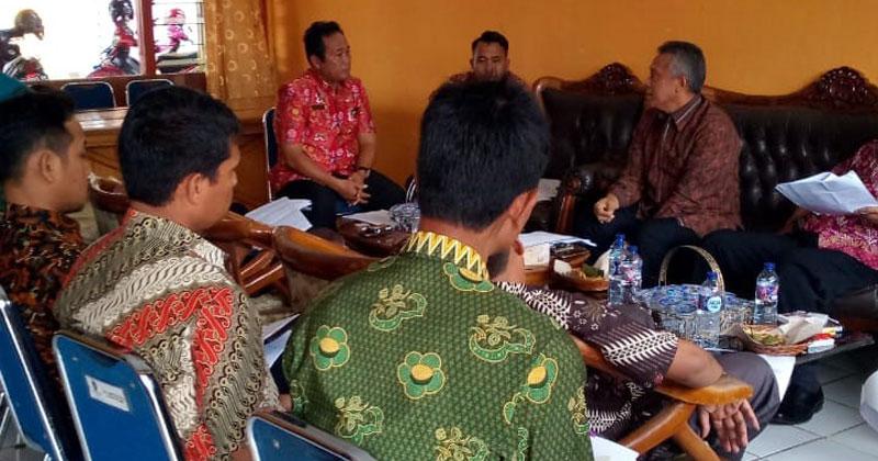 Pertemuan bahas beasiswa Unras oleh Pemkab Bengkulu Utara