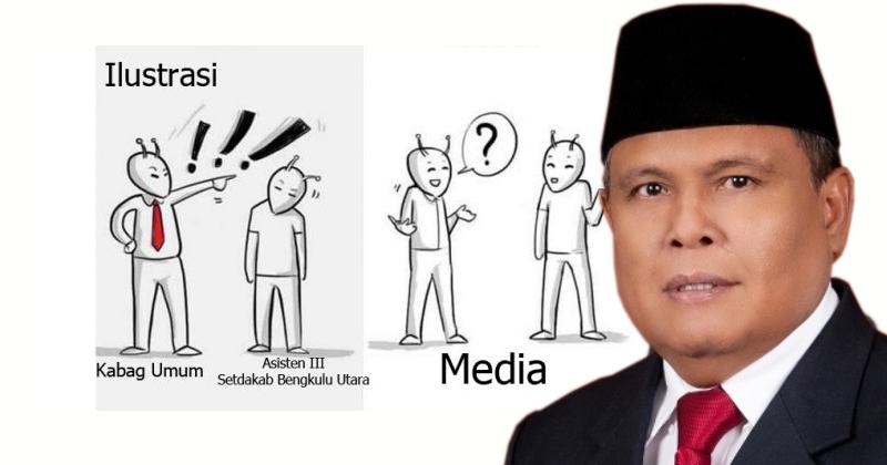 Ahmad Kanedi Kritik Sikap Kabag Umum Intimidasi Wartawan,