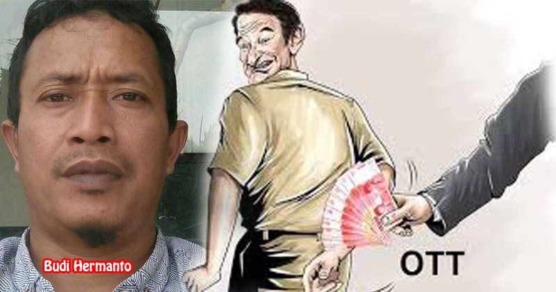 OTT Dana Bantuan Operasional Kesehatan Bengkulu