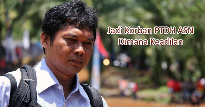 Polemik PTDH ASN Bengkulu Utara