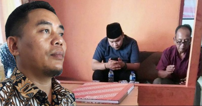 Caleg DPRD Bengkulu Utara Andaru Pranata