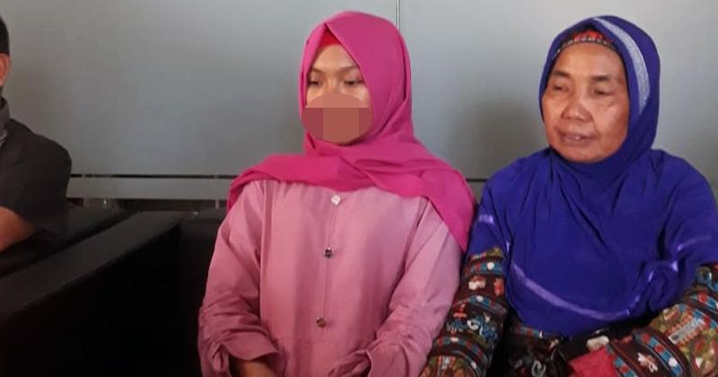 Korban di ruang media center Humas Pemkab Bengkulu Utara