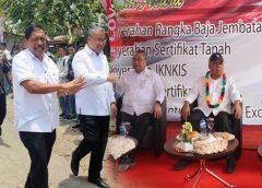 Kunker Menteri PUPR, Bakal Penuhi Curhat Bupati Bengkulu Utara