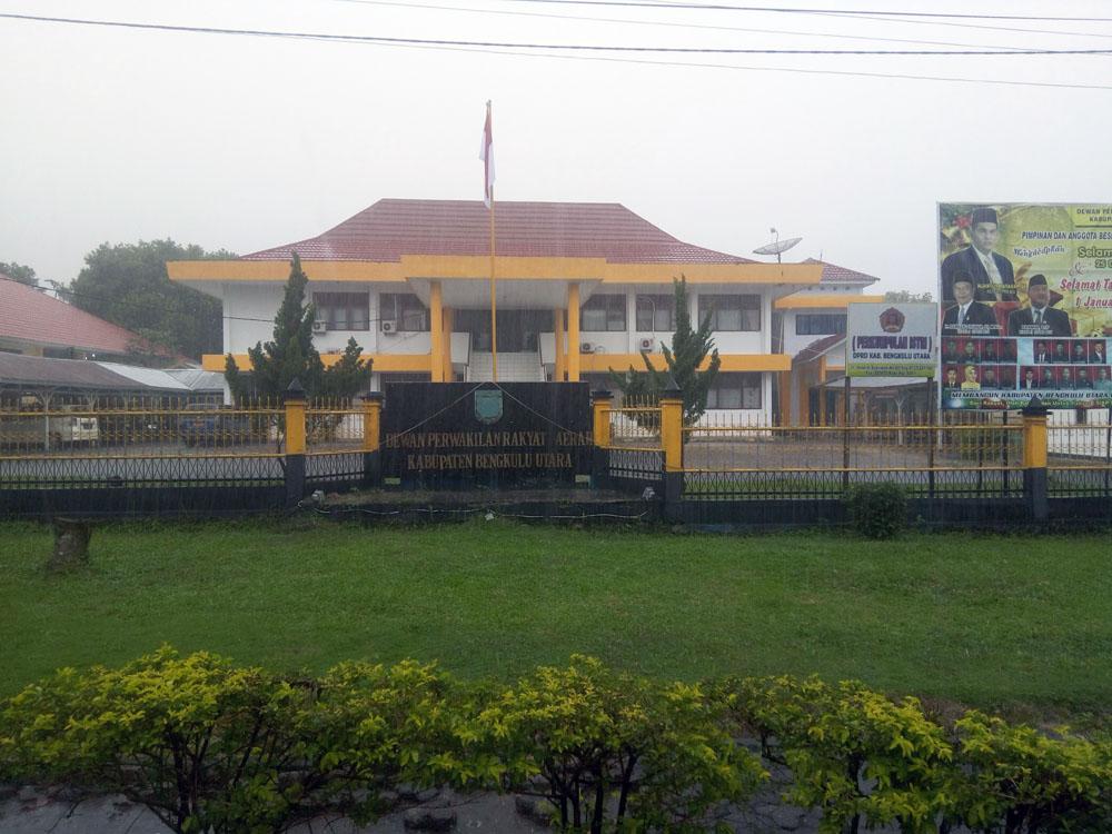 Sekretariat DPRD Bengkulu Utara