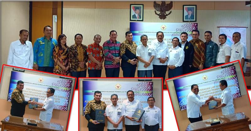 predikat WTP Bengkulu Utara