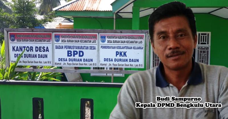 DPMD Bengkulu Utara