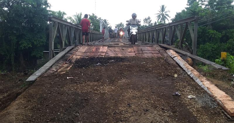 Jembatan Tanjung Agung Palik