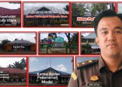 Gara-gara Bendera, 13 OPD dan 3 Instansi Vertikal Bengkulu Utara Terancam Pidana