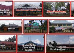 Teguran Dan Sanksi Menanti Dari Sekda Bengkulu Utara, Untuk OPD Tidak Kibarkan Bendera