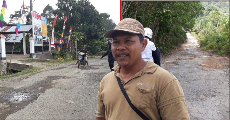 Jalan Bengkulu Utara