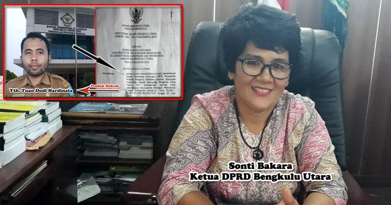 SK Bupati Diskominfo