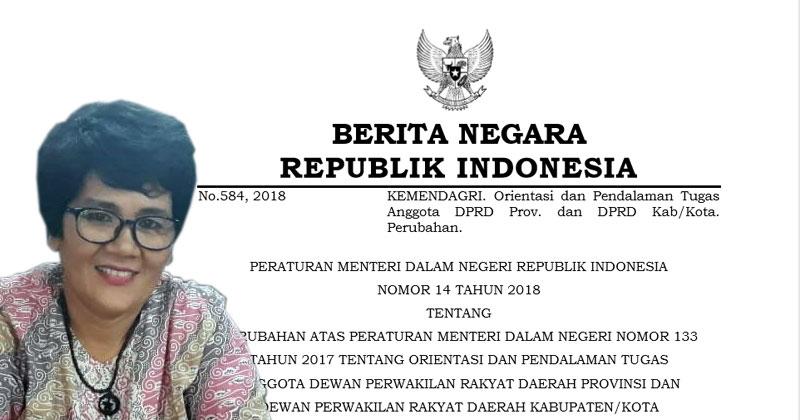 Biro Hukum Kemendagri Jakarta