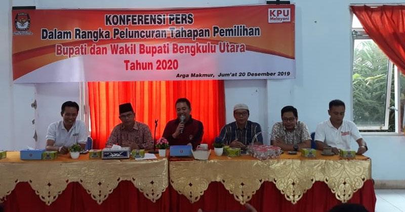 KPUD Bengkulu Utara