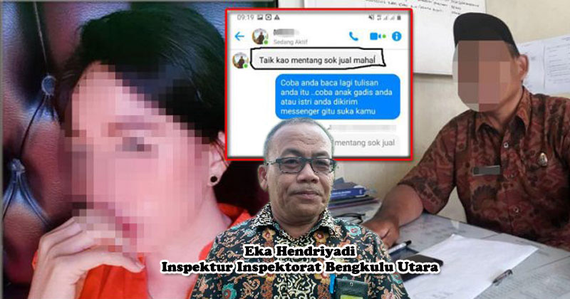 Pelecehan Bengkulu Utara