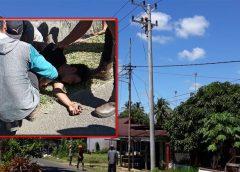 Kram Otot Tangan, Pekerja PT Tiara Dita Jatuh Dari Tiang Listrik