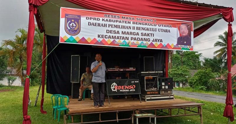 Anggota DPRD Bengkulu Utara