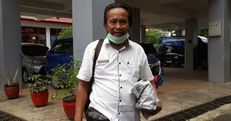 SK Pemberhentian Kades, Bupati Bengkulu Utara
