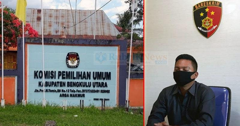 dana hibah KPUD Bengkulu Utara