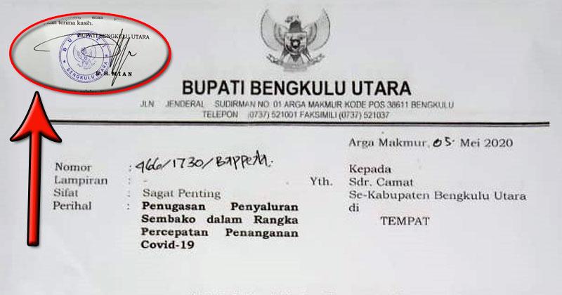 sembako JPS Bengkulu Utara