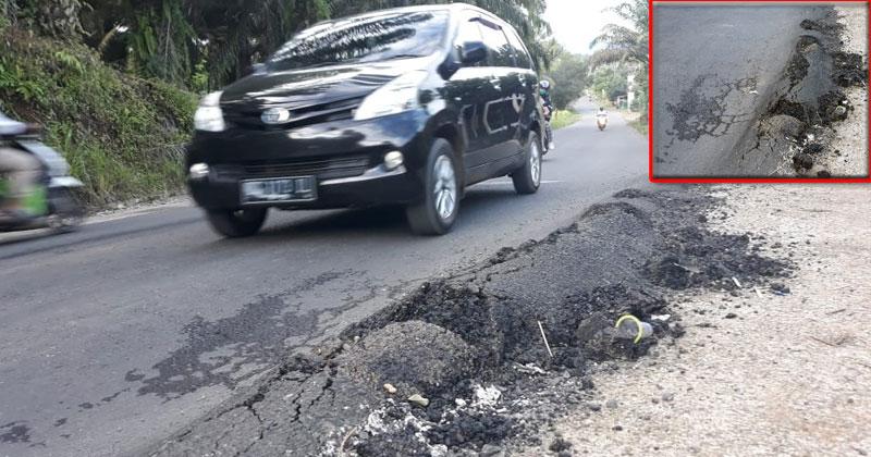 Kontraktor jalan hotmix provinsi Bengkulu