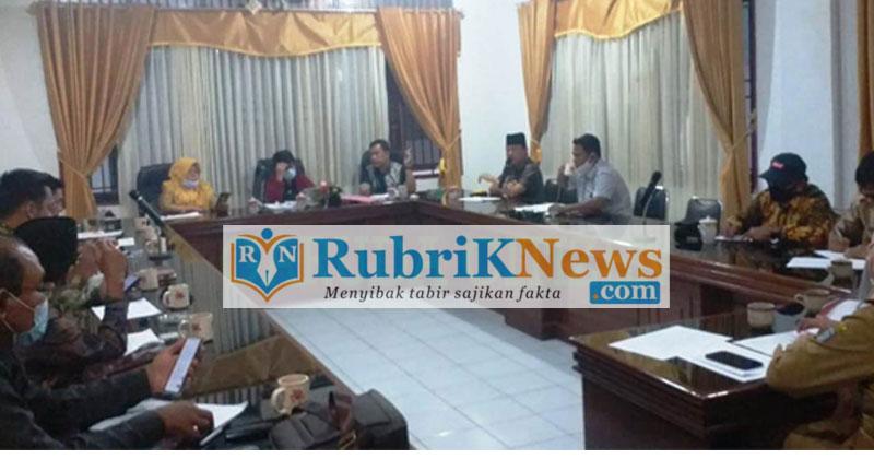 Kejar Target, Bamus DPRD Bengkulu Utara Gelar Rapat Agenda ...