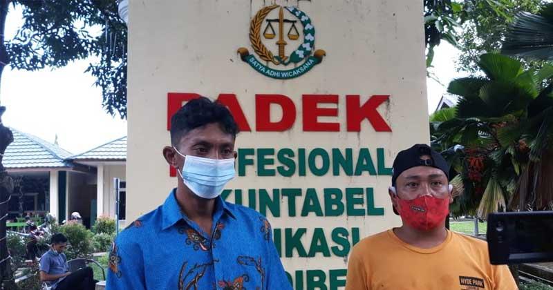 Anggota-BPD-Batu-Roto-Laporkan-Dugaan-penyimpangan-DD-Ke-Kejari-Bengkulu-Utara