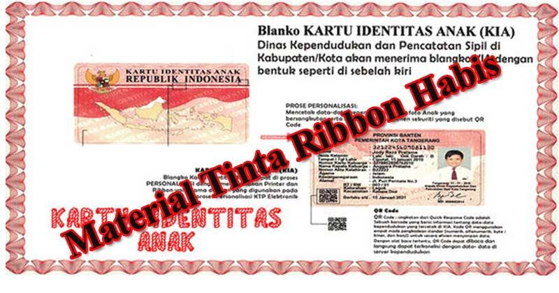 e-katalog pembelian material tinta ribbon kartu KIA