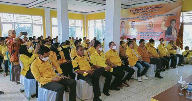 Kader-Pengurus-Kecamatan-Partai-Golkar-Bengkulu-Utara