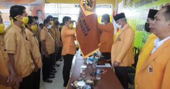 Pelantikan-Ketua-MKGR-Partai-Golkar-Bengkulu-Utara